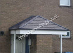 Large Hipped Roof