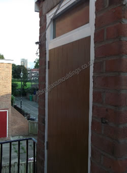Outhouse GRP Door Frame